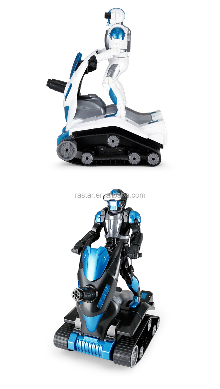 Rastar new design fighting warrior robot radio control toy robot