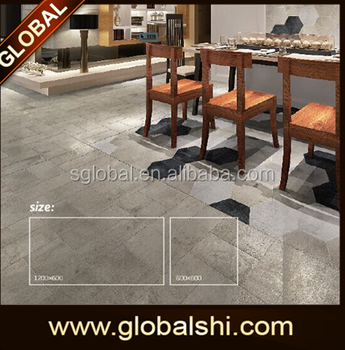 2018 hot sale non slip restaurant kitchen floor tile
