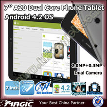Firmware android pc tablet 7'' allwinner a20 android tablets