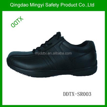 PU Upper anti-slip cook shoes with ortholite insoles