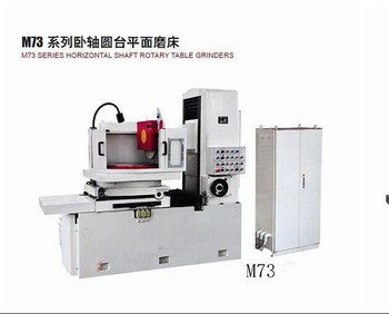 M7340 horizontal rotary table surface grinding machine rotary table grinder from China