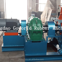 Rubber Open Mixing Mill Plastic Mixing