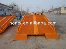 Container Yard Ramp