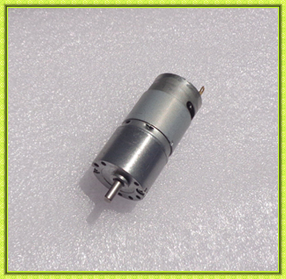 Micro 30mm dia gear box cw ccw high torque 12v small for Small electric motor gears