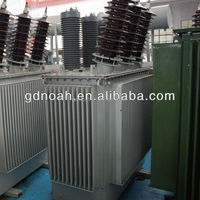 S11-4000 high frequency transformer Oil-immersed 11KV 4000KVA transformer