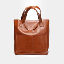 Eco friendly material environmental polyurethane handbags