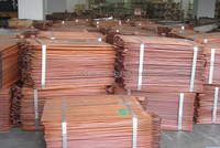 LME REGISTERED GRADE A COPPER CATHODES