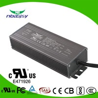non-flicker constant current waterproof 100w led driver