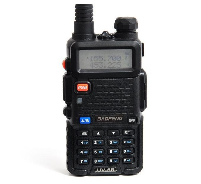 uv-5r baofeng dual band licence free pmr 446 fm transceiver