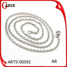 Chains Necklaces Type 316 stainless sateel Main Material O chain Necklace