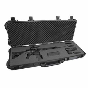 IP67 Hard Wonderful design Military Long rifle gun carry case of packing 53inch 1346*406*155mm