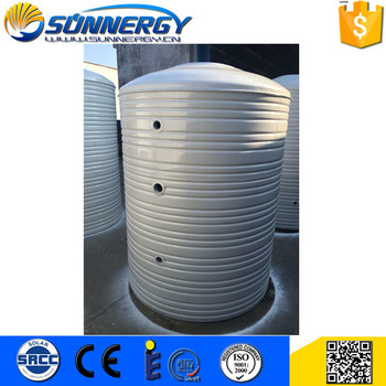 2017 New water tank for storage heating hospital