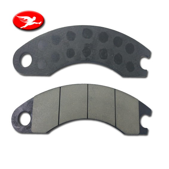 Terex dump truck brake pad for TR60 disc lining