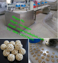 Rice ball candy production line/Puffing rice forming machine/Cereal bar forming machine