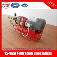 High precision car oil filter machine LYC-16