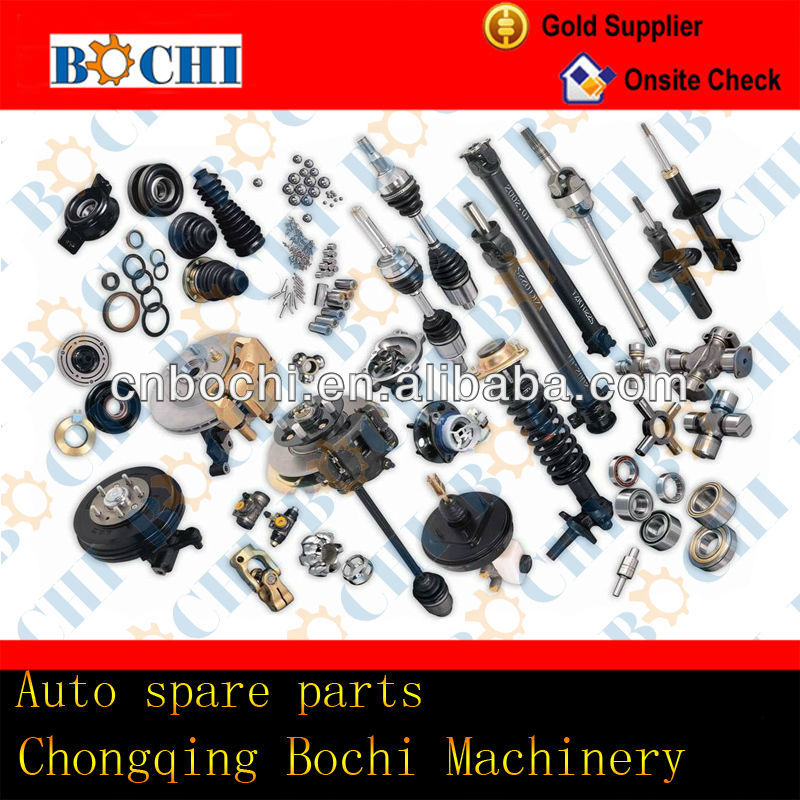 Chinese make wholesale and retail full set of high perfomance factory direct auto parts