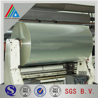 Plain or Metallized 12micron Polyester Film for Printing and lamination