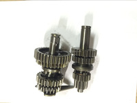 China aftermarket motorcycle parts online Motorcycle transmission gears setCUB125/ ZONGSHEN / YINXIANG / LIFAN /UNIVERSAL