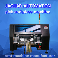 smt chip shooter/led chip mounter/smd pick and place machine for PCBA