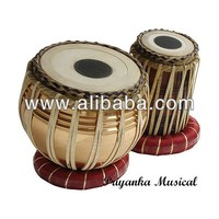 Copper Tabla Pair