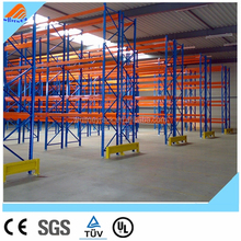 China supplier hot sales Locking Pin Selective Rack,heavy loading storage rack selective pallet racking system