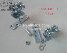 steel gate or door sliding hanging wheels