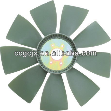 Mitsubishi excavator engine 6D31 parts ice water DC cooling fan ME018185