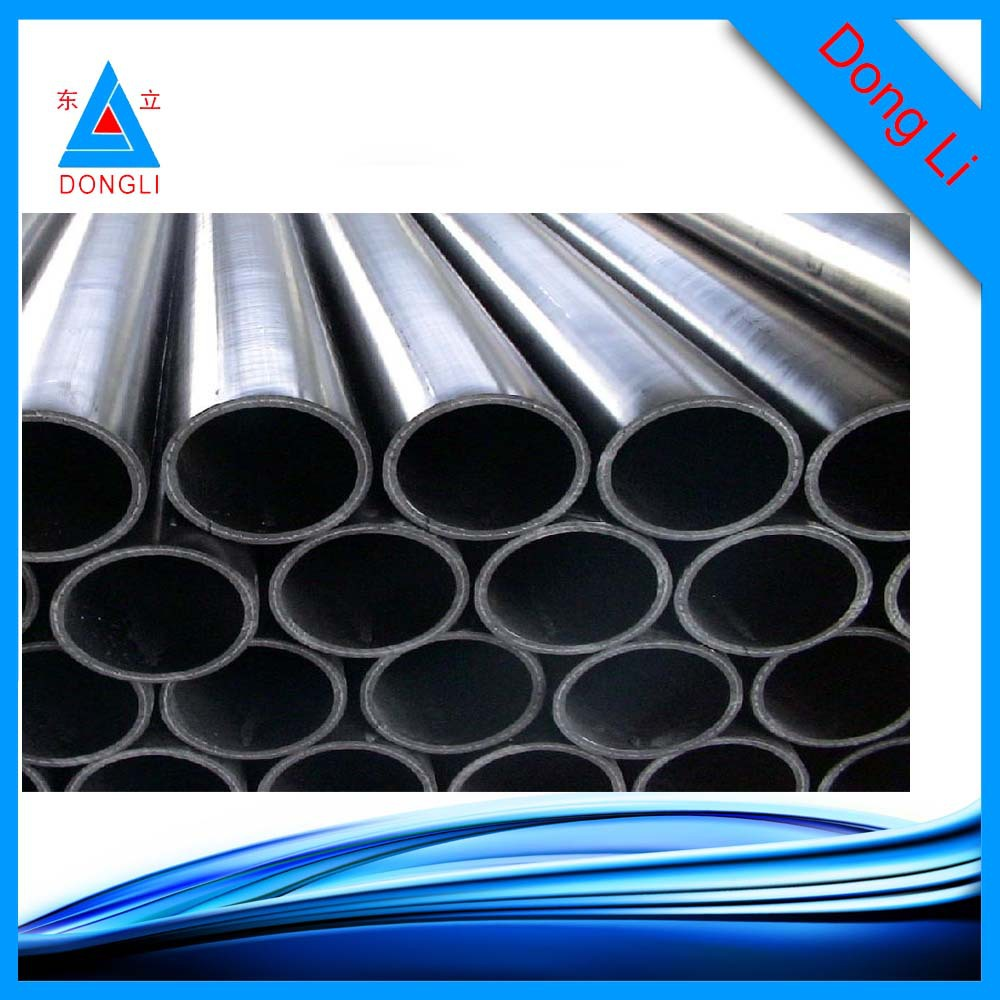 High quality HDPE plastic steel pipe steel wire composite pipe PN2.5 PN3.0