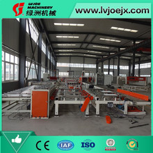 High Capacity Full-automatic Glue Laminating Coating Machine for gypsum board