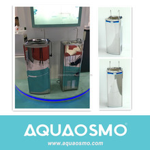 AQUAOSMO Standing Compressor Drinking Water Fountain