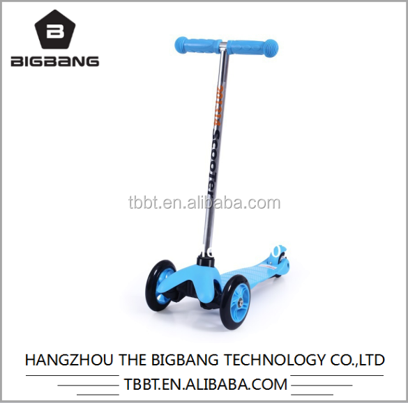 HANGZHOU THE BIGBANG sliding car 4 Wheel Kids Frog Adult Swing Scooter frog scooter wholesale