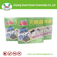 anti fly coil/ fly repellent incense/ fly killing coil