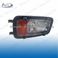 truck lamp,truck parts,scania led truck lamp of HEAD LAMP CRYSTAL