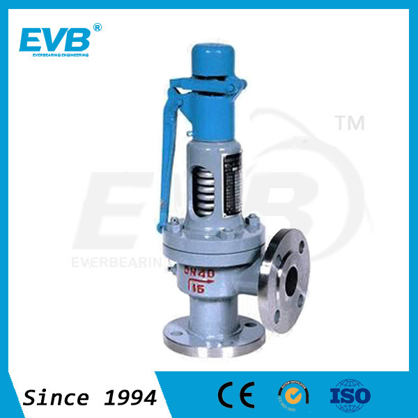 Spring Loaded Low Lift Type Lever Safety Valve