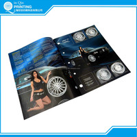 Customized flyer pamphlet printing press in Shanghai