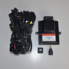 Cng Lpg Dual Conversion Kits/ 4/6/8 Cylinder Car Inject Rail Ecu Controller