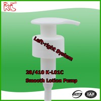 2016 King long wholease plastic lotion pump dispenser for shampoo bottle