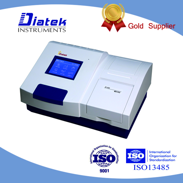 medical elisa test reader /elisa equipment DR-3508