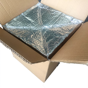 Low Price Reflective Insulation box liner bubble foil insulation