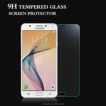 Luxury Gold Mirror Tempered Glass Front + Back Screen Protector For samsung On8
