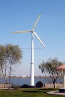 China manufacturer 65KW on-net wind turbine