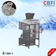 New crystal automatic ice cube packing machine