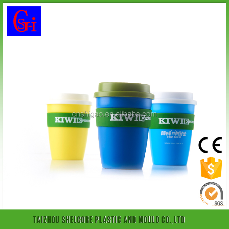 Promotional Prices Plastic Cup And Dome Lid