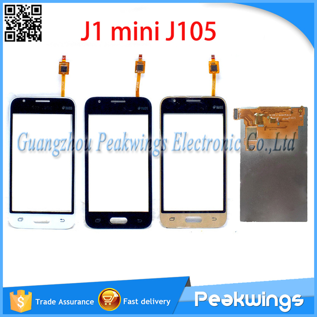 Touch Panel Digitizer For Samsung J1 Mini J105 LCD Display Screen