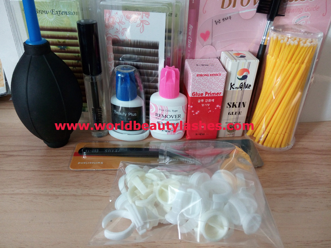 6D valume eyelash 0.05 eyelash extension, B C D J L curl, custom logo package