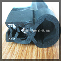 Extruded Rubber Protective Strips