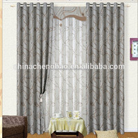 Bedding Bedspread and Matching Grey Blackout Eyelet Curtains