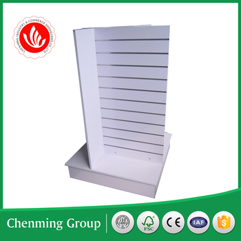 1200*600mm slatwall / Gondola / display / display stand / display rack for supmarket