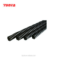 Electrical Cable Fitting Electro Galvanized Guy Wire Earth Wire For Electric Power Fittings