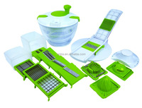 As Seen On TV Master Slicer Plastic Food Processor Salad Spinner And Slicer